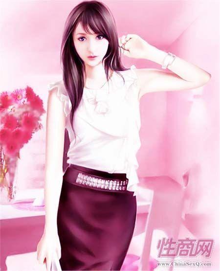 琼瑶式美女老师漫画
