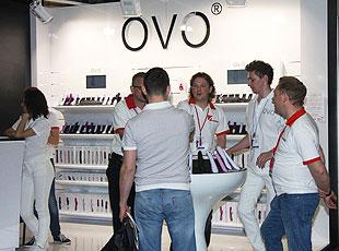 OVO闪耀2013俄罗斯成人展