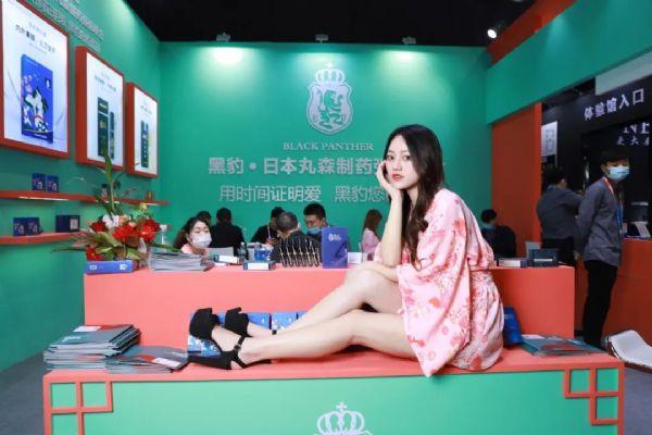 黑豹品牌2021上海成人展圆满落幕,戳进来回顾黑豹精彩瞬间