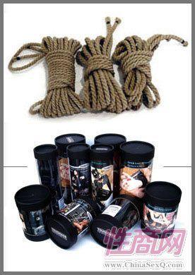 麻绳(60英尺)-自然-SM系列