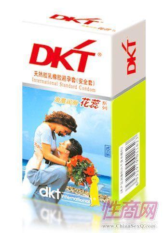 DKT 花 安全套