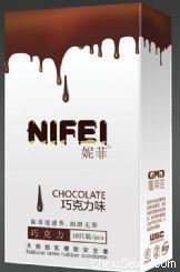 妮菲巧克力味