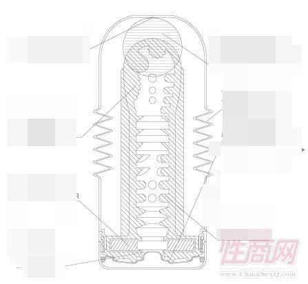 TENGA TOC-103S 旋转柔和型2