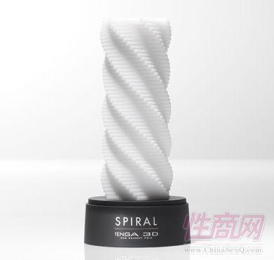 TENGA 3D SPIRAL 六角旋涡体2