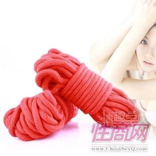 杭州欲望城市成人用品人体十米绳