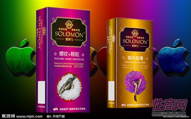 SOLOMON 三维凸点-安全套5