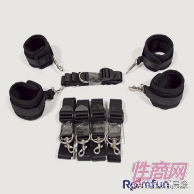 散鞭束环五件套专业SM道具1