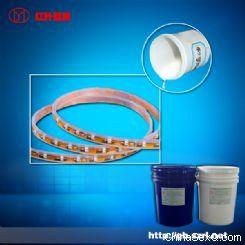 室温固化透明硅胶 电子灌封ab胶 可替代道康宁Sylgard184