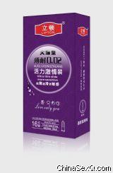 立顿避孕套薄耐0.02大油量活力激情装