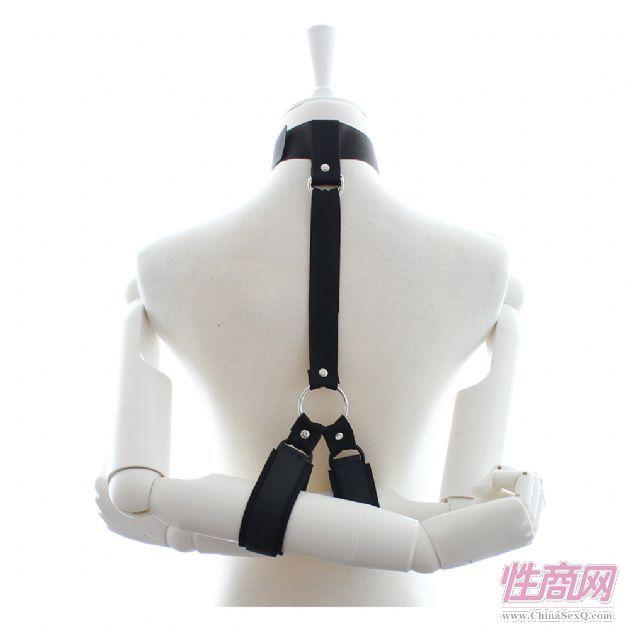 情趣用品 另类玩具手脚反背铐男女用捆绑束缚/手铐脚铐 成人用品