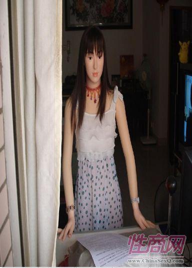 韩国名妃全实体硅胶全身娃娃批发