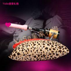 YeSe皇家礼炮自动伸缩炮枕 多功能调节女用炮机 性爱自慰器