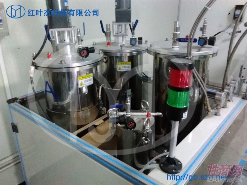 高精度灌胶机 AB硅胶灌胶机供应点胶机1