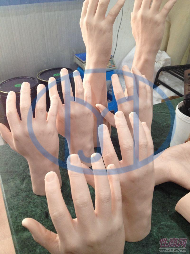 仿真手/假手专用硅胶2
