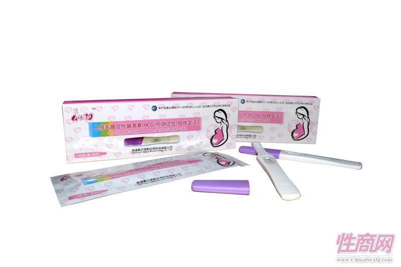 优加孕早早孕检测试笔