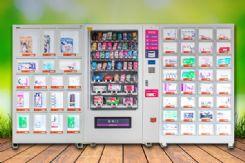 山东济南自动售货机加盟成人用品批发欢乐岛