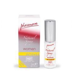 PHEROMONE NATURAL SPRAY INTENSE WOMAN 费洛蒙天然女士香水喷雾(浓缩型)