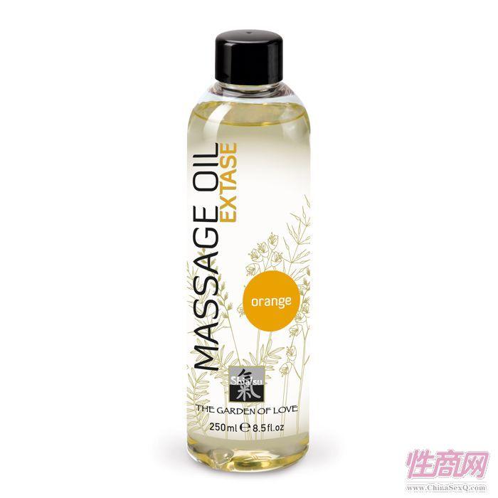 MASSAGEOIL EXTASE - ORANGE-情迷润滑油-橘子味