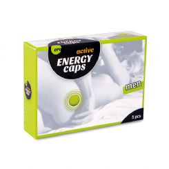 ENERGY CAPS ACTIVE MEN 外用产品