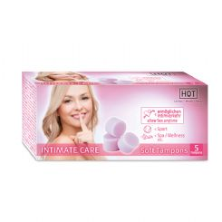 INTIMATE CARE SOFT TAMPONS 5 STK 卫生棉条