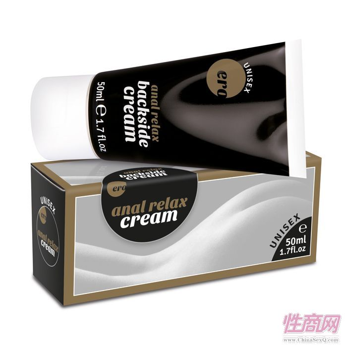 BACKSIDE ANAL RELAX CREAM 护理液