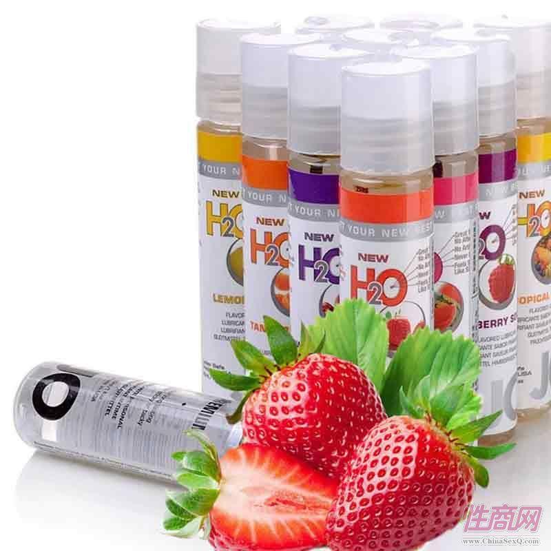 30ML JO H2O果味专用**液-润滑剂