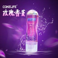200g可乐生活玫瑰香薰二合一润滑油-润滑剂