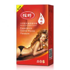 10只装狂野魅力版大颗粒避孕套安全套厂家批发