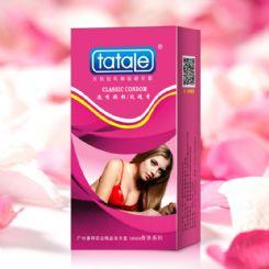tatale香芬系列激情颗粒玫瑰香安 10只装全套