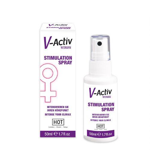 V-ACTIV STIMULATION SPRAY WOMEN 女用兴奋刺激喷雾