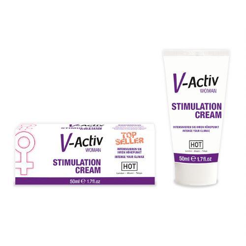 V-ACTIV STIMULATION CREAM WOMEN女士私 处刺激霜