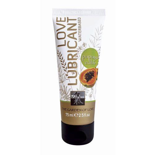 EDIBLE LUBRICANT PAPAYA-  木瓜可食用润滑剂