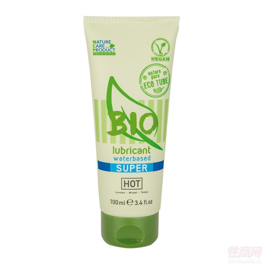 HOT BIO Lubricant SUPER, 100ml水性��滑液
