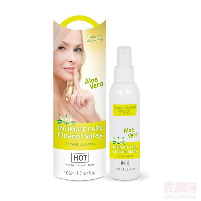 润滑液INTIMATE CARE CLEANER SPRAY