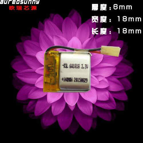 品质保证 聚合物锂电池