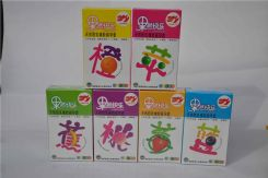 倍力乐果然快乐水果味安全套避孕套批发-安全套-安全套