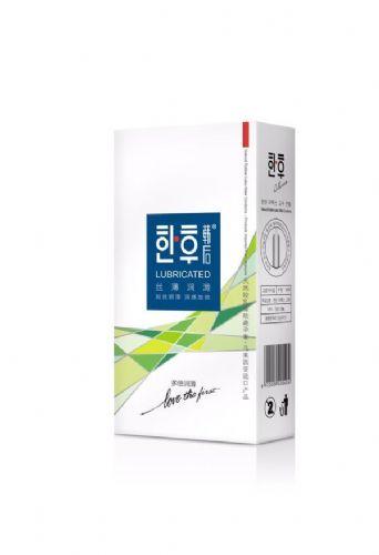 韩后避孕套丝薄润滑如丝顺滑、润感加倍、多倍润滑-安全套
