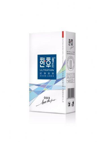韩后避孕套超薄激爽 亲密无隙丝滑质感003-安全套