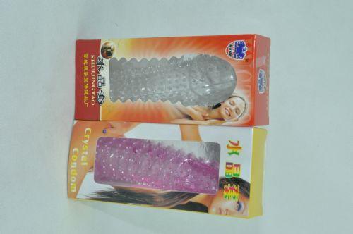 成人情趣用品水晶套 安徽无人自动售货机招商-安全套