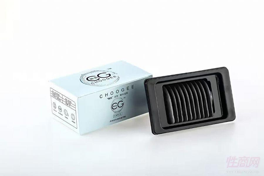 超薄玻尿酸果冻盒安全套