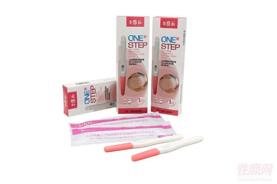 早想知早早孕检测试笔