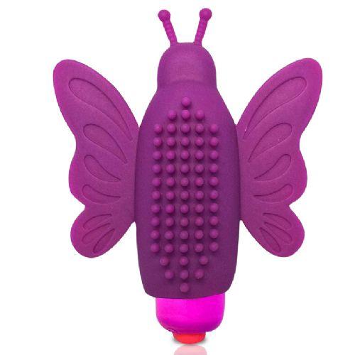 万得福跳蛋女用无线静音自慰器女震动情趣用品隐蔽穿戴刺激工具 蝴蝶震动跳蛋