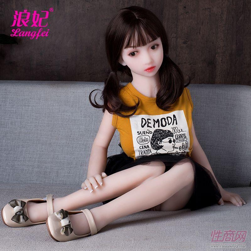 浪妃男用硅胶娃娃全实体美女机器人老婆真人女朋友智能仿真110c性玩偶2