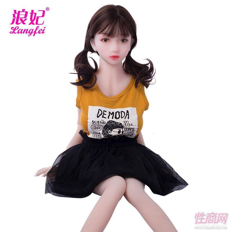 浪妃男用硅胶娃娃全实体美女机器人老婆真人女朋友智能仿真110c性玩偶5