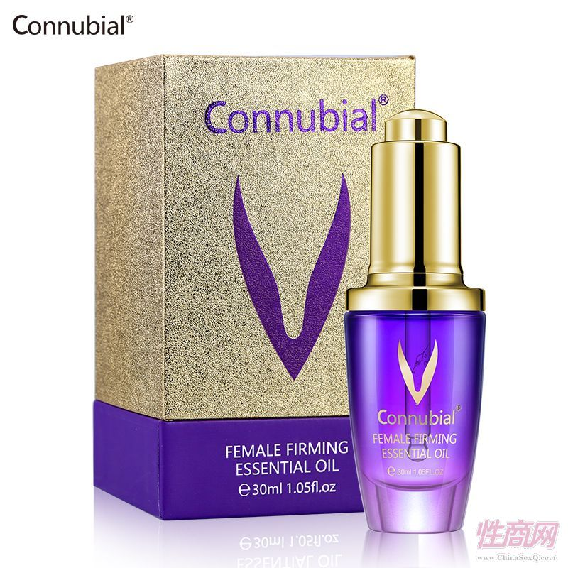 Connubial女性按摩精油女性私处护理成人情趣用品