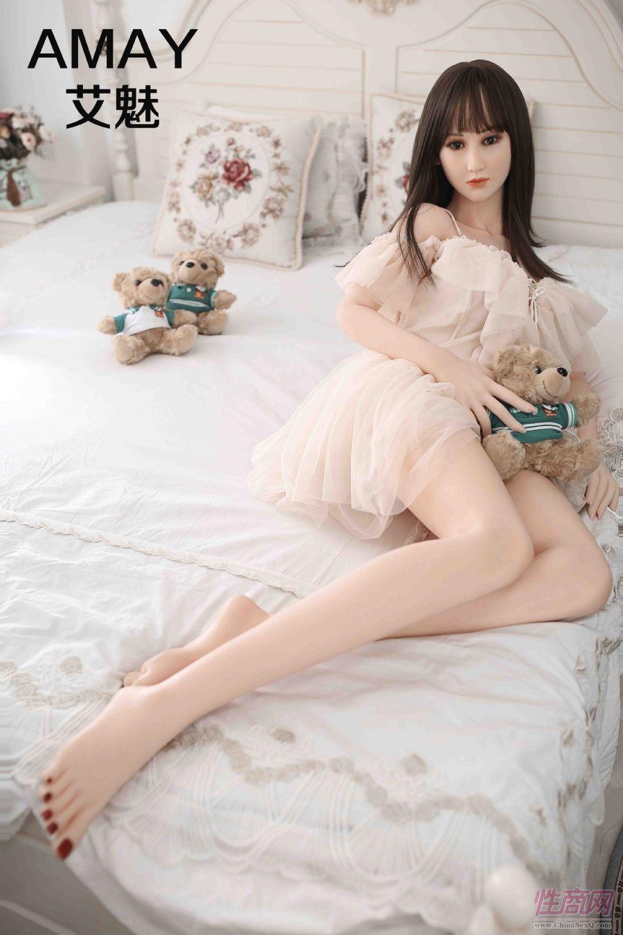 艾魅/AMAY硅胶实体娃娃高冷女神-依依