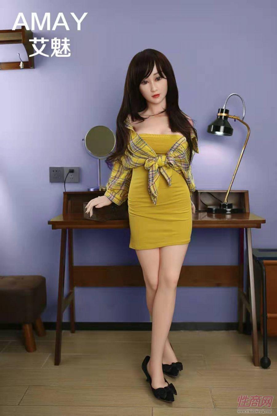 艾魅/AMAY硅胶实体娃娃美艳少妇-茜茜