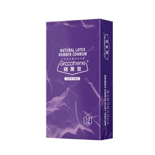 格莱菲石墨烯避孕套高阻隔远红外超润滑强柔韧高导热安全套