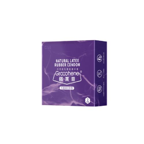 润滑避孕套超薄安全高格莱菲石墨烯导热安全套