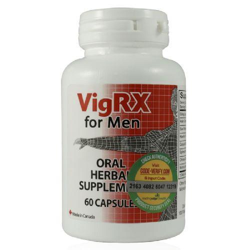 美国威乐VigRX男性植物营养胶囊性健康膳食补充剂